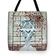 Contemplation Of Winter Tote Bag
