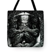 Contemplation Tote Bag by Tobey Anderson