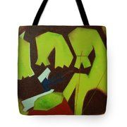 Contemporary - Texture Based Tote Bag