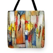 Contemporary Art Eight Tote Bag