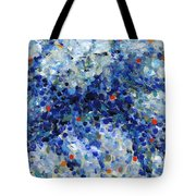 Contemporary Art Forty-nine Tote Bag