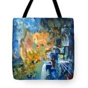 Contemporary Church Tote Bag