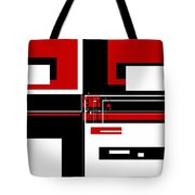 Contemporary Design IIi Tote Bag