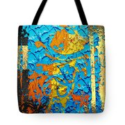 Contemporary Jungle No. 3 Tote Bag