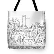 Continental Congress, 1774 Tote Bag