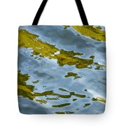 Continental Drift Tote Bag