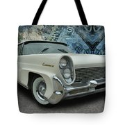 Continental Side View Tote Bag