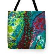 Contorted Canopy Tote Bag