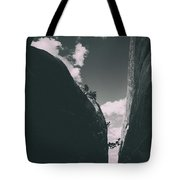Contours Of Canyons Tote Bag