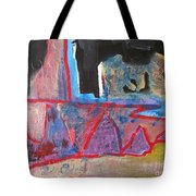 Contradiction Of Time Tote Bag