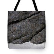 Contrast, Sanna Bay, Scotland Tote Bag