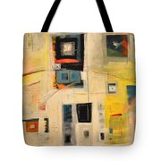 Controlled Spontaneity Tote Bag