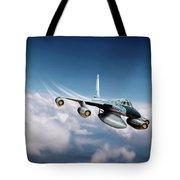 Convair B-58 Hustler Tote Bag