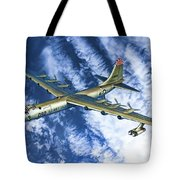Convair B36 - Oil Tote Bag