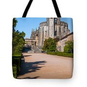 Convent Of Christ Tote Bag