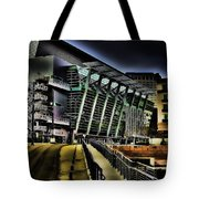 Convention Center Station Tote Bag