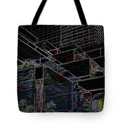 Convention Center Tote Bag