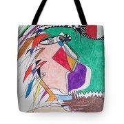 Conversation Tote Bag