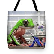 Conversational Art  Tote Bag