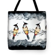 Conversations With Friends Tote Bag