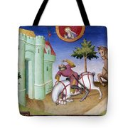 Conversion Of Saint Paul Tote Bag