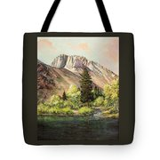 Convict Lake In May Tote Bag