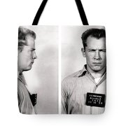 Convict No. 1428 - Whitey Bulger - Alcatraz 1959 Tote Bag