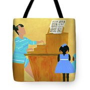 Convocation Tote Bag