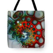 Convolutions Tote Bag