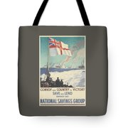 Convoy Your Country To Victory Tote Bag