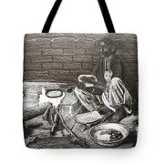Cook Tote Bag by Ekta Gupta