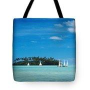 Cook Islands, Rarotonga Tote Bag