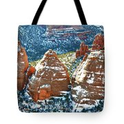 Cook Ovens Overlook Tote Bag