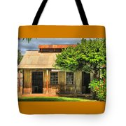Cookhouse Theater Lahaina Tote Bag
