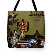 Cookies For St Nick Tote Bag