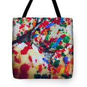 Cookies Mosaic Tote Bag