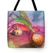 Cooking In Spain Tote Bag