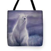 Cool Bear Tote Bag