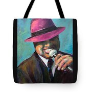 Cool Cat With The Hat Tote Bag