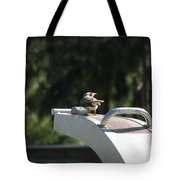 Cool Drink On A Hot Day Tote Bag