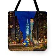 Cool Globes Tote Bag