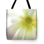 Cool Lotus Tote Bag