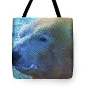 Cool Polar Bear Tote Bag
