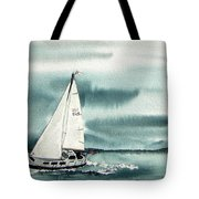Cool Sail Tote Bag