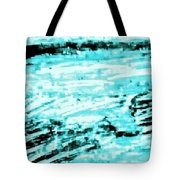 Cool Sea Tote Bag