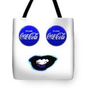 Cool Smile Tote Bag