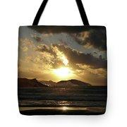 Cool Sunrise Tote Bag