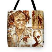 Cool Tarantino Poster Tote Bag