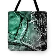 Cool Tone Madrone  Tote Bag