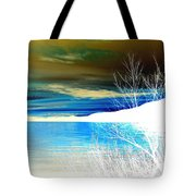 Cool Waters Tote Bag
